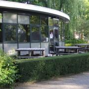 Paviljoen verhuur in het Hertenkamp Tiel