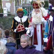 Welkom Sinterklaasje!! in het Hertenkamp Tiel
